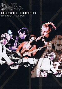 Cover Duran Duran - Live From London [DVD]